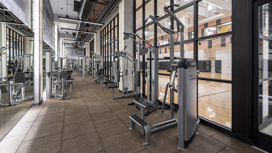 606 w 57th st the max fitness center
