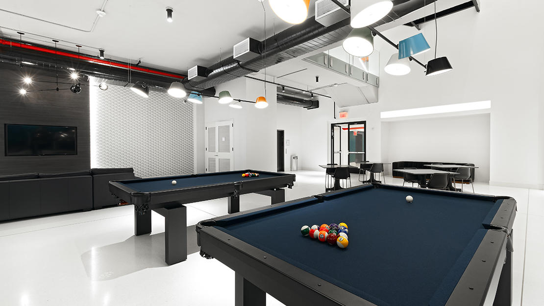 606 w 57th st the max pool tables